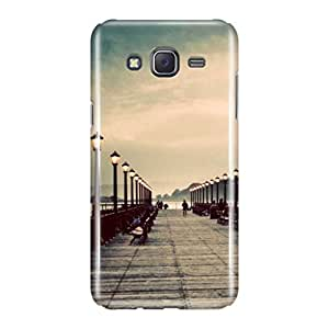 a AND b Designer Printed Mobile Back Cover / Back Case For Samsung Galaxy J7 (SG_J7_3D_3158)