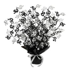 Beistle 57930-50 50 Gleam 'N Burst Centerpiece, 15-Inch - 1