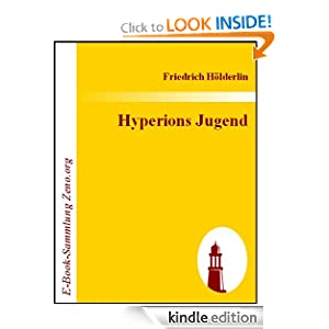 Stephane Montenegro » Downloads Hyperions Jugend (German Edition ...