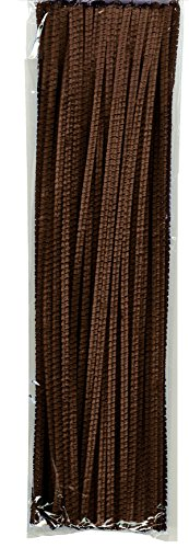 "Creativity Street Stetems/Pipe Cleaners 12"" X 6mm 100-Piece Brown"