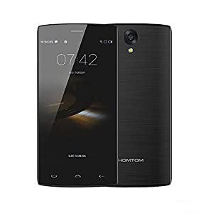 HOMTOM HT7 PRO 4G - Smartphone Android 5.1,5.5 inch HD Screen,Quad core,Dual SIM,RAM 2GB + ROM 16GB,13.0MP