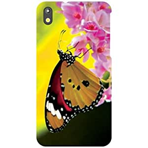 HTC Desire 816 Back Cover - Butterfly Designer Cases