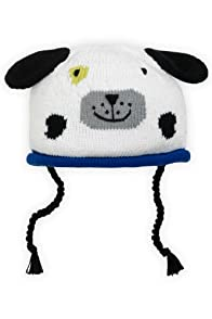 Joobles Organic Baby Hat - Pip the Dog