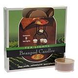 Beanpod Soy Tea Lights (Nut Bread)