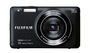 Fujifilm FinePix JX680 16 MP Digital Camera with 3-Inch LCD (Black)