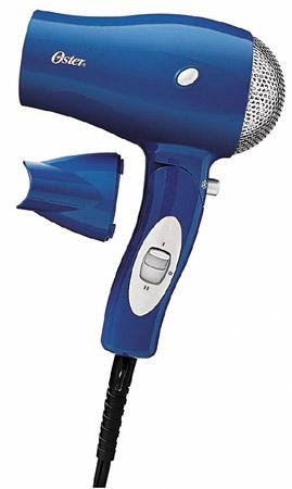 Oster Folding Travel Hair Dryer W/ Concentrator Attachment