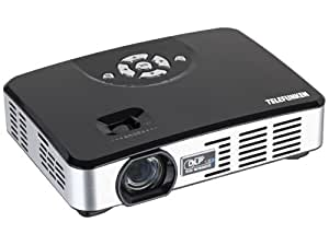 Mini projecteur Telefunken DLP400 - LED