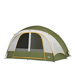 Amazon.com : Wenzel Evergreen Tent  6 Person : Family Tents : Sports