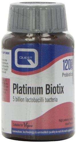 Quest Platinum Biotix Capsules - 120 Capsules