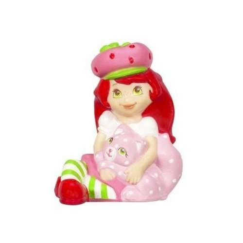 Picture of Hasbro Strawberry Shortcake Puzzle with Figure (B0040HFQZ8) (Floor Puzzles)