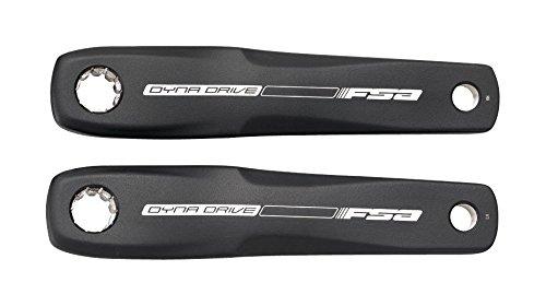 FSA Dyna Drive Bosch ck-310E-Bike Kurbelgarnitur, schwarz, 170mm