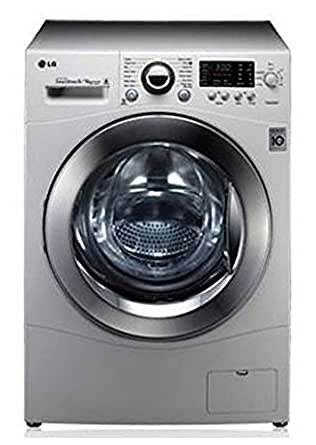 lg f14a8yd25 six motion direct drive fully automatic front loading washing machine 8 6 kg. Black Bedroom Furniture Sets. Home Design Ideas