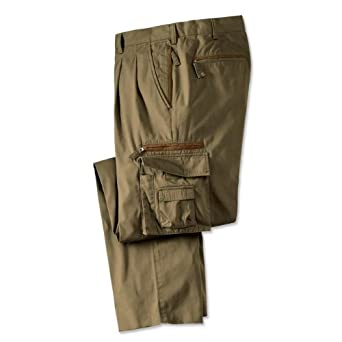 Orvis Mens Foothills Cargo Pants, Olive by Orvis