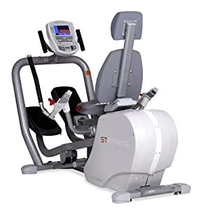 Star Trac ST Fitness 8320 Star Trac STridewell Recumbent Elliptical