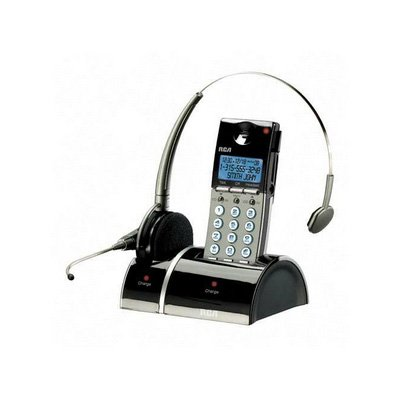 Cordless Phone With Headset Jack Rca 25110re3 Cordless Phone W Call Waiting Caller Id Wireless Headset