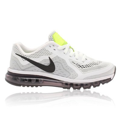 Nike Air Max 2014 - white/black-pure platinum-volt Sneaker Standard