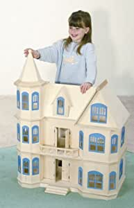 Guidecraft Victorian Dollhouse