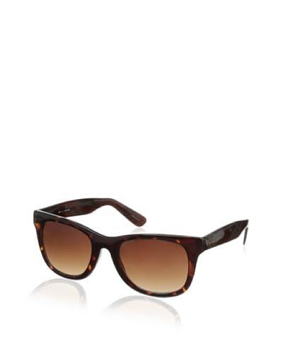 Cole Haan Women's 6027 21 Sunglasses, Tortoise/Brown