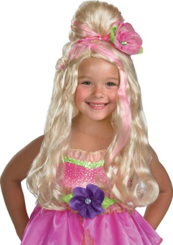 Thumbelina Wig,One Size Child
