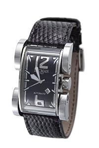 Locman Women's 501BK Latin Lover Collection Steel Watch