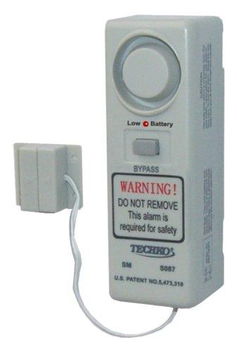 Techko so indoor outdoor pool alarm magnetic sensor