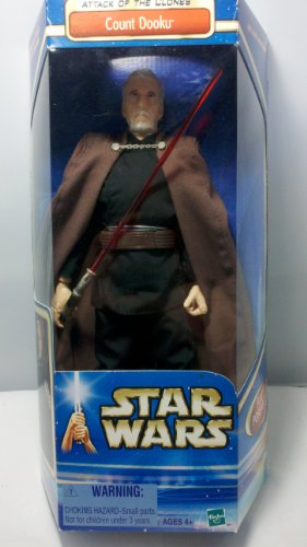 41cgKYjskwL Cheap Price Star Wars AOTC 12 Count Dooku Figure