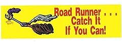 ロードランナー バナーステッカー Road Runner