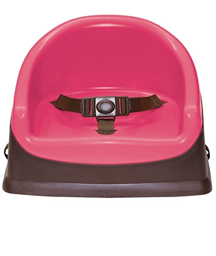 Prince Lionheart Booster Pod Child Seat, Flashbulb Fuchsia - 1