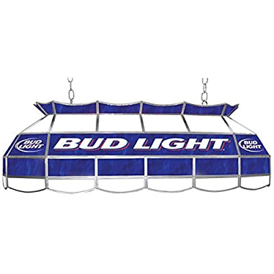 Bud Light Tiffany Gameroom Lamp, 40""
