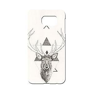 BLUEDIO Designer 3D Printed Back case cover for Samsung Galaxy S6 Edge Plus - G0503