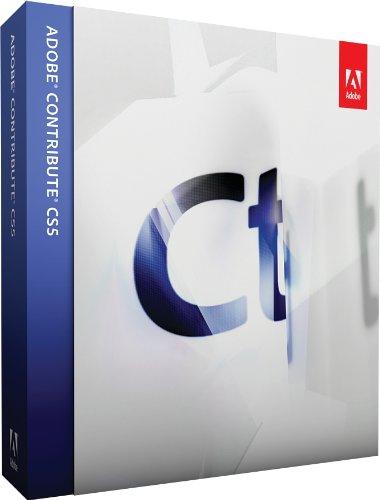 Adobe Contribute CS5 Upgrade [Mac]