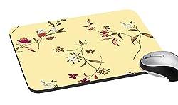 meSleep Floral Mouse Pad