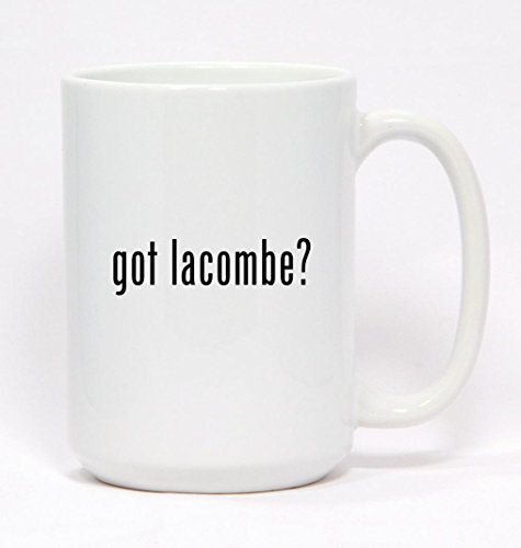 got lacombe? - Ceramic Coffee Mug 15oz (Lacombe Coffee compare prices)