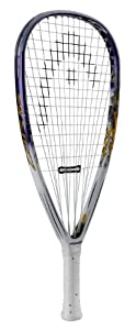 Buy HEAD Zeus 165 Racquetball Racquet - 3 5 8 Grip by HEAD