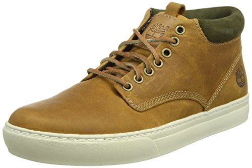 Timberland, Earthkeepers Adventure Chukka Red Wheat, Sneaker, Uomo, Marrone (Chukka Red Wheat), 44.5