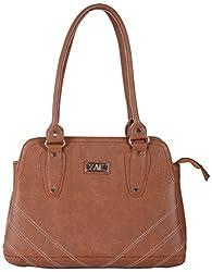 Zak Women's Handbag (Brown, ZRL102)