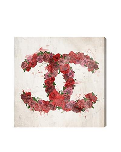 Oliver Gal Artist Co. Love Roses, Multi, 20″ x 20″