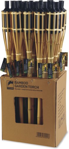 Ivyline Bamboo Garden Torch 4ft