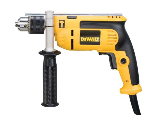 DeWalt D024K 240 Volt Percussion Drill 13 mm with Kitbox