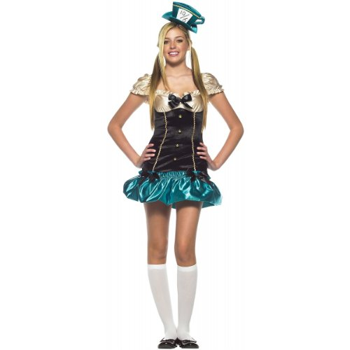 Tea Party Hostess Costume - Teen Small/Medium