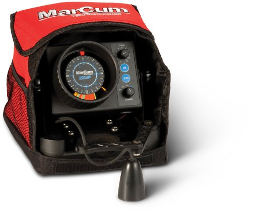 Marcum VX-1 Pro Ice Fishing Sonar System / Flasher - VX-1P