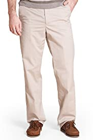 Flat Front Chinos Regular Fit with Stormwear+™