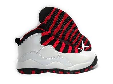 Buy 487211-120 GIRLS AIR JORDAN 10 GS by Nike