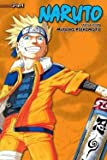 img - for Naruto 3-In-1 V04 (Paperback)--by Masashi Kishimoto [2013 Edition] book / textbook / text book