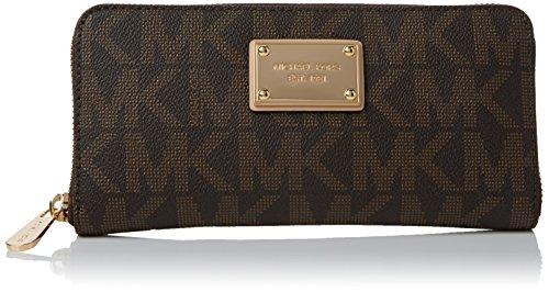 MICHAEL-Michael-Kors-Mk-Logo-Zip-Around-Continental-Wallet