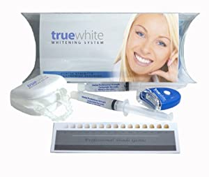 True White Teeth Whitening System, 9-Ounce