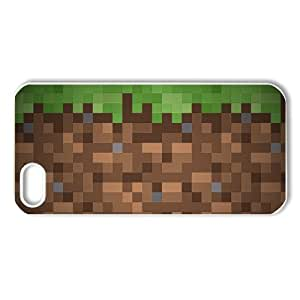 Game Minecraft Sharp Design Proctive Custom Case Cover for iPhone 5 / iPhone 5S - 13101227