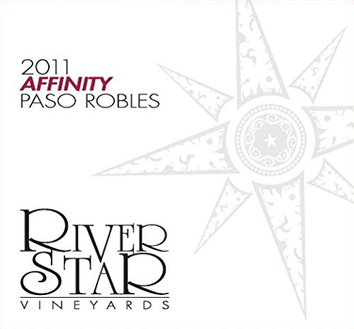2011 Riverstar Vineyards Paso Robles Affinity Red Blend 750 Ml