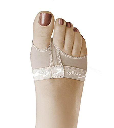 capezio-ballerines-pour-femme-beige-nude-medium-uk-shoe-size-6-to-7
