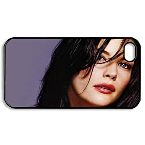 ePcase World's 50 Most Beautiful People - Liv Tyler Printed Black Hard Case Cover for iPhone 4/4S
